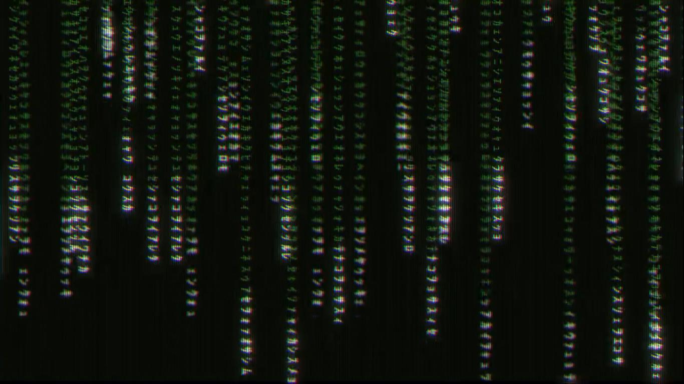 آموزش افترافکت انیمیت متن Matrix - پیام انصاری زاده استودیو طراحی نگارخانه 2