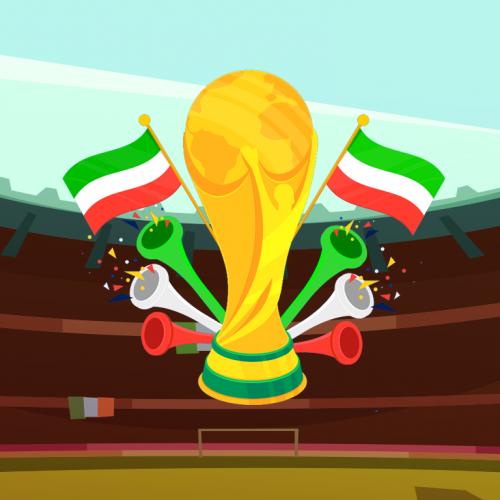 آموزش افترافکت موشن گرافیک جام جهانی