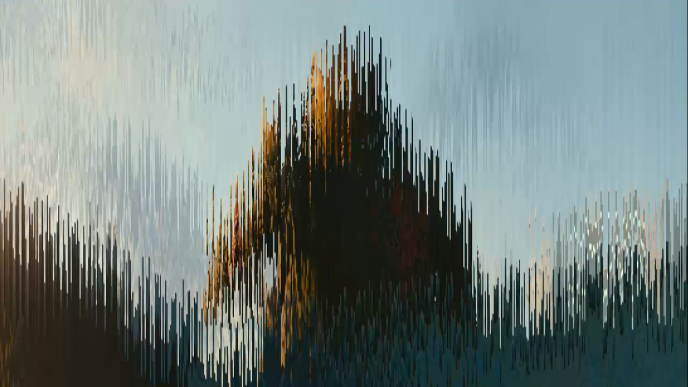 آموزش After Effects افترافکت Glitch Transition