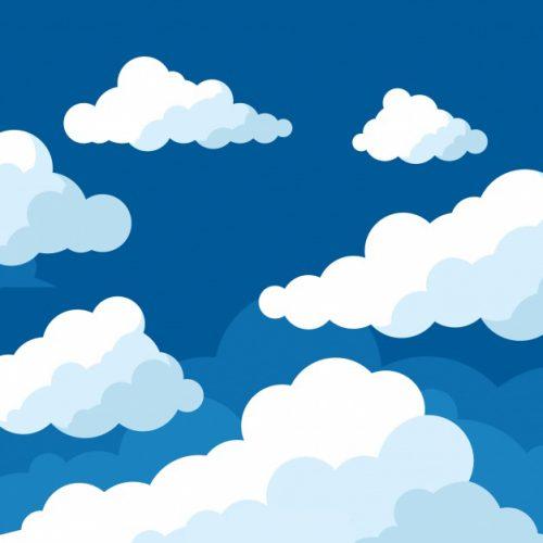 آموزش ساخت ابر فانتزی بوسیله Shape Layer در افترافکت