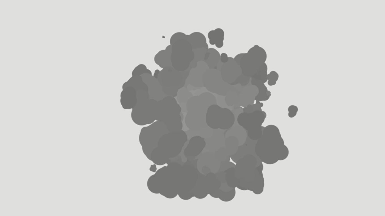 آموزش دود انفجار برای موشن گرافیک در افترافکت2