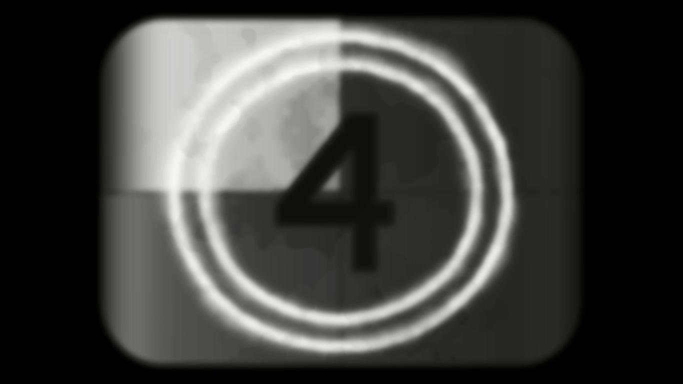 آموزش شمارش معکوس فیلم قدیمی در افترافکت